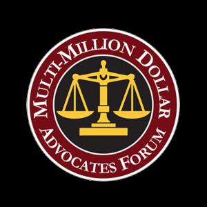 Multi-Million Dollar Advocates Forum Member