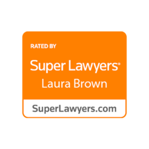 Super Lawyer Laura Brown