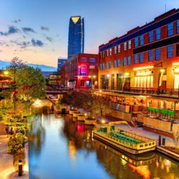 Oklahoma City Bricktown